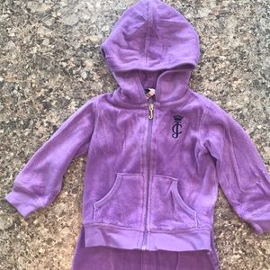 Toddler Juicy Couture Track Suit